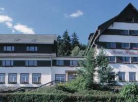 Hotel Frauenberger, Tabarz
