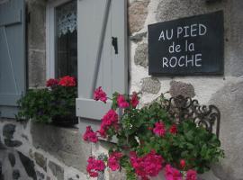Au Pied de la Roche, Roche-en-Régnier (рядом с городом Sarlanges)