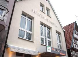 Altstadt Hotel Blomberg, Blomberg (Barntrup yakınında)