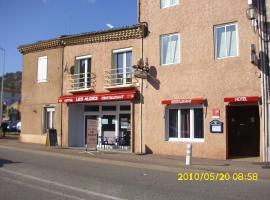 Les Alizes, Ле-Пузен (рядом с городом Baix)