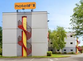 hotelF1 Marseille Est Saint Menet, Ла-Пен-сюр-Ювон (рядом с городом Éoures)