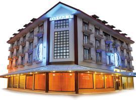 Central Hotel Cayenne, Кайенна