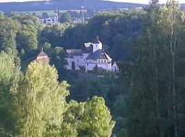 Sapana Ferienwohnungen, Pockau (Großwaltersdorf yakınında)