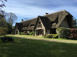 L'Ile Normande, Hardencourt-Cocherel