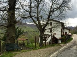 Albergo Ristorante La Selva, Pontepetri (Pracchia yakınında)