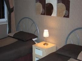 Melrose Guest House, Whitley Bay (рядом с городом Cullercoats)