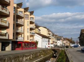 Le Lacustre 4th Floor, Bouveret (Saint-Gingolph yakınında)