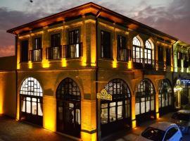 The Shahut Hotel, Hatay