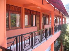 Hotel Cotsoyannis, Fianarantsoa