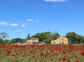 Maison Abricot et Orange, Aspiran (рядом с городом Bélarga)