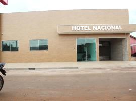 Hotel Nacional Paranaiba, Paranaíba (Irara yakınında)