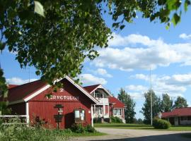 Matkailutila Lahdelma, Пертунмаа (рядом с городом Karankamäki)