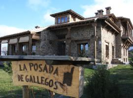 La Posada de Gallegos, Gallegos (Cañícosa yakınında)
