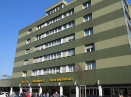 Hotel Bahnhof, Uzwil (Hosenruck yakınında)