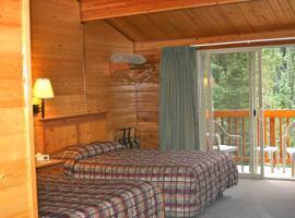 Denali Grizzly Bear Resort, McKinley Park