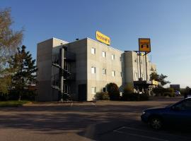 hotelF1 Epinal Nord, Эпиналь (рядом с городом Thaon-les-Vosges)