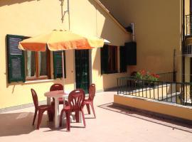 La Casa Del Mulino, Levanto (Vignana yakınında)