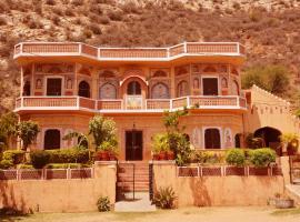 Aapno Heritage, Sāmod (рядом с городом Chandwaji)