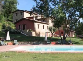 Borgo Belvederi, Camerino (Seppio yakınında)