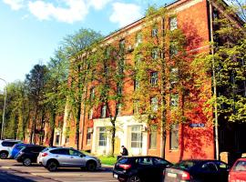 Hostel Shestoe Chuvstvo