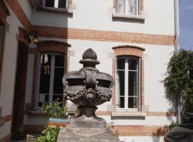 La Maison du Chapelier, Espéraza (рядом с городом Антюньяк)