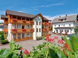 Gästehaus Lutschounig, Faak am See (Finkenstein yakınında)