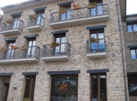 Apartahotel La Corrala, Сан-Мартин-де-Монкайо (рядом с городом Ольвега)