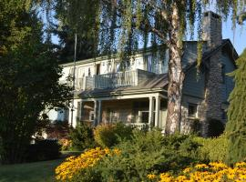 La Maison Sur Le Hill Bed Breakfast