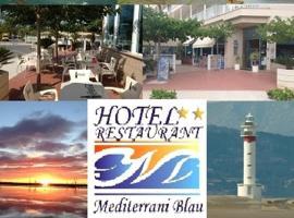 Hotel Mediterrani Blau, Sant Jaume d'Enveja