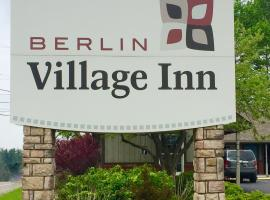 Berlin Village Inn, Berlin (in de buurt van Millersburg)