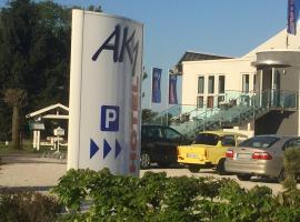 AK 1 Hotel, Ducherow (Neuendorf A yakınında)