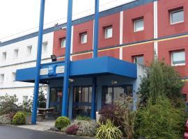 ibis budget Lille Lesquin Aéroport, Лескен (рядом с городом Lesquin)