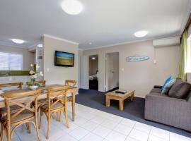 Beachpark Apartments Coffs Harbour