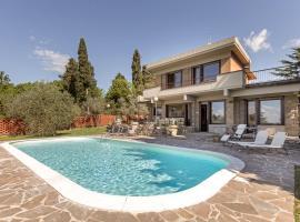 Villa Ballodole, Floransa (Terra Rossa yakınında)