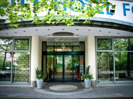 City Hotel Fortuna Reutlingen
