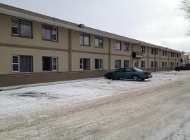 Airport Motor Inn, Winnipeg (Saint James yakınında)