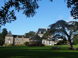 Chateau du Val d'Arguenon, Сен-Каст-ле-Гильдо (рядом с городом Трегон)