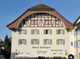 Hotel Zofingen, Zofingen (Reiden yakınında)