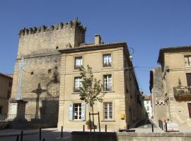 Bize de la Tour, Ремулен (рядом с городом Saint-Bonnet-du-Gard)