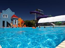 Ober-Lux Hotel & Resort, Nabran (Müqtǝdir yakınında)