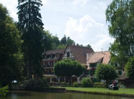 Auberge d'Imsthal, La Petite-Pierre