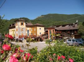 Val Del Rio, Fiumalbo (Near Abetone)
