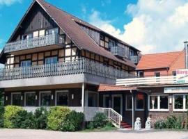Hotel Royal Garden, Bad Iburg (Lienen yakınında)