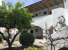 Villa Petrusa, Stromboli