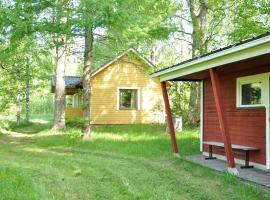 Yellow house, Кесялахти (рядом с городом Rastinniemi)