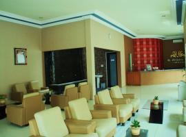 Bj. Perdana Hotel & Resort, Пасуруан (рядом с городом Darmacamplong)