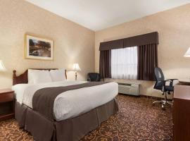 Days Inn by Wyndham Toronto East Lakeview, Toronto (Scarborough Junction yakınında)
