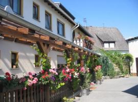 Gasthaus Tannengrün, Nachtsheim (Lind yakınında)