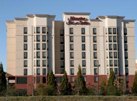 Hampton Inn Suites Atlanta Airport