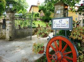 Casale Ginette, Incisa in Valdarno (Rota yakınında)